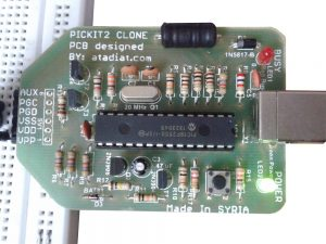 PICKIT2-Testboard