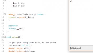 Photo of تابع yield وصف Printable ومصفوفات التقابل : مزايا مهمة وغير معروفة في نواة الأردوينو