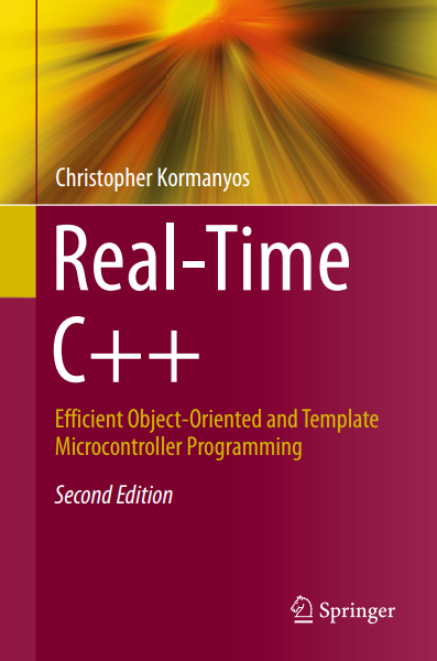 Real-Time C++ book cover