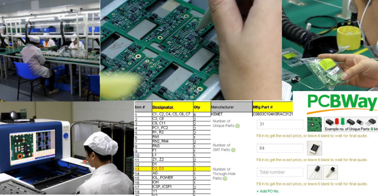 Photo of First Time To Order PCB Assembly Service? A Guide to PCBWay's PCBA