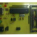 USBasp single-side PCB