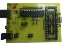 USBasp مبرمجة عن طريق اليو إس بي لمتحكمات AVR