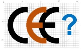 CE counterfeit mark