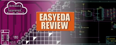 A Full Review of EasyEDA: A Circuit EDA Online Tool