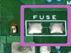 Fuse Trace PCB