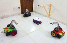 إضاءة هندسيّة: بناء نظام روبوتات متعاونة Multi-agent Robots؛ مقابلة مع فريق إيليت من مصر